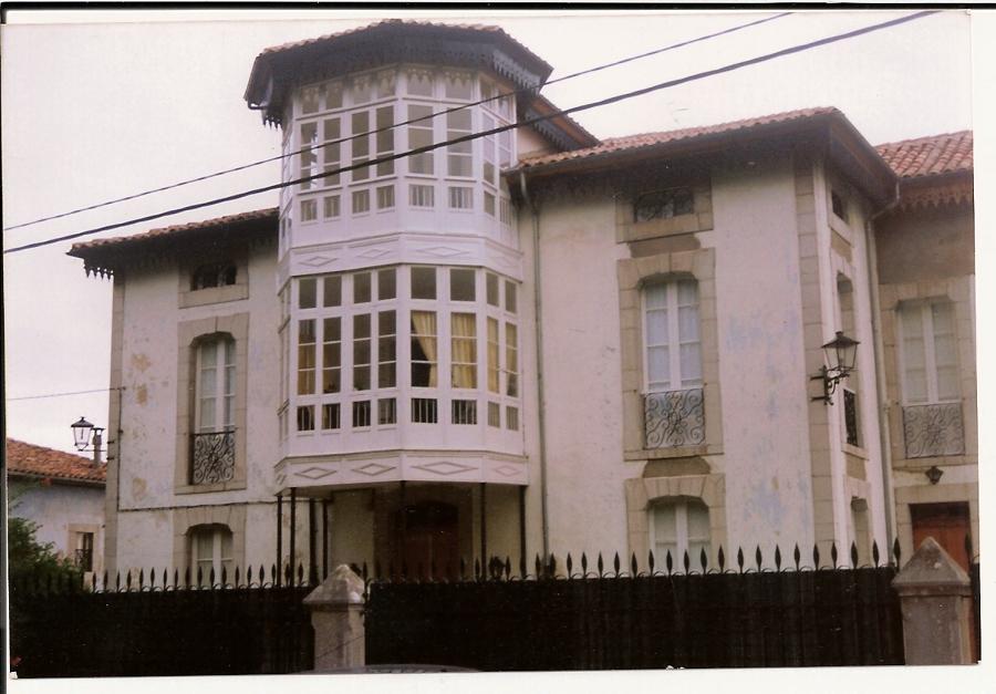 casa indianos, antes