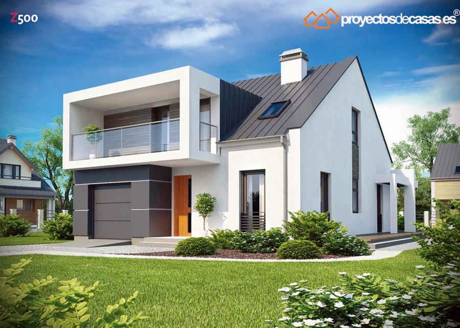 Foto casa madrid de proyectosdecasas 150376 habitissimo - Casas modernas madrid ...