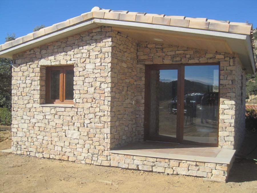 Foto casa modular prefabricada de century 39 s beams 513786 - Casa prefabricada navarra ...