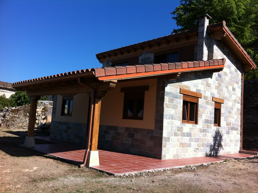 Foto casa prefabricada arabakasa artaza alava de - Fotos casas prefabricadas ...