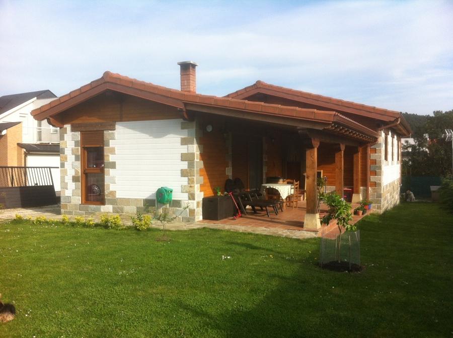 Foto casa prefabricada de - Casa prefabricada asturias ...