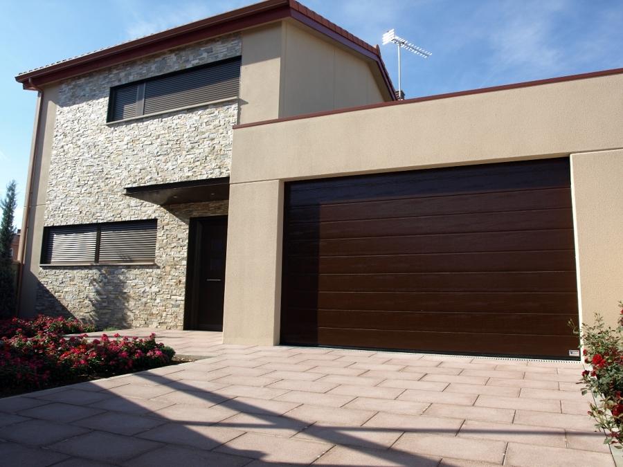 Foto casa prefabricada cam de pmp casas pr t porter for Casas en garajes