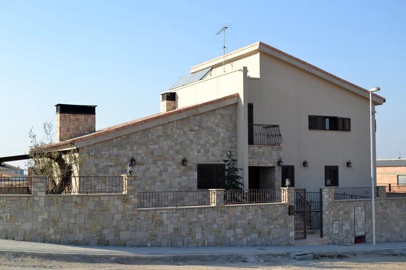 Foto casa prefabricada rus de pmp casas pr t porter - Casas prefabricadas en pontevedra ...