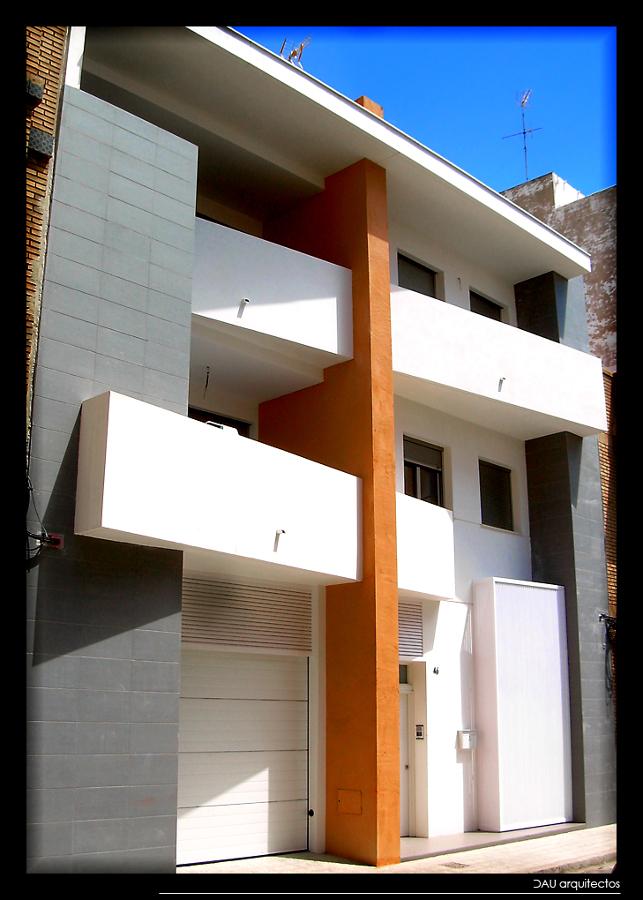 Foto casa teresa puerto de sagunto dau arquitectos de dau arquitectos 584845 habitissimo - Casas en sagunto ...