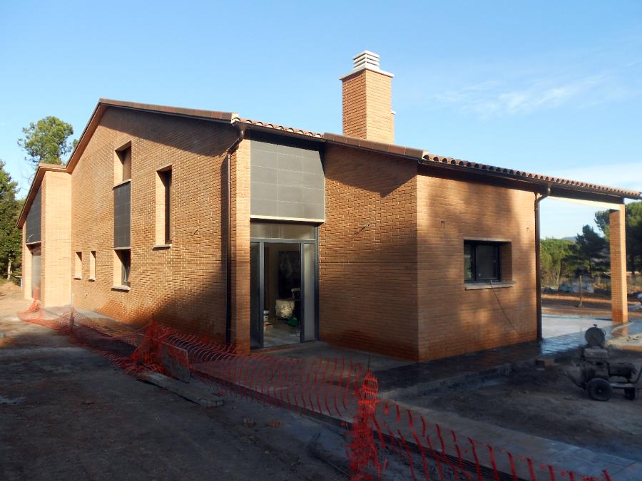 Foto casa zona de vic osona de sinar projectes i for Casa de lloguer a osona