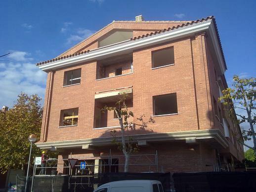 Casa de obra vista rustico 2011