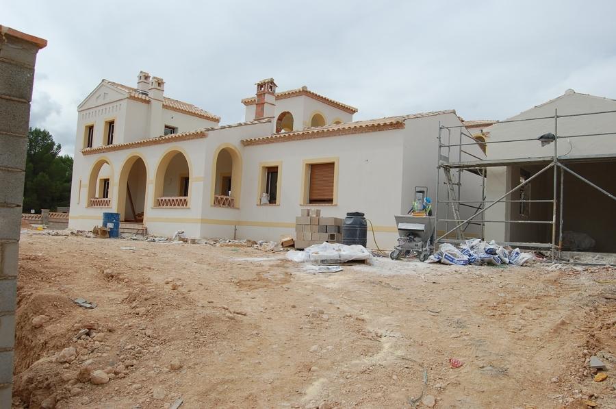 Foto casa de campo de stunning co builder casas - Casas modulares zaragoza ...