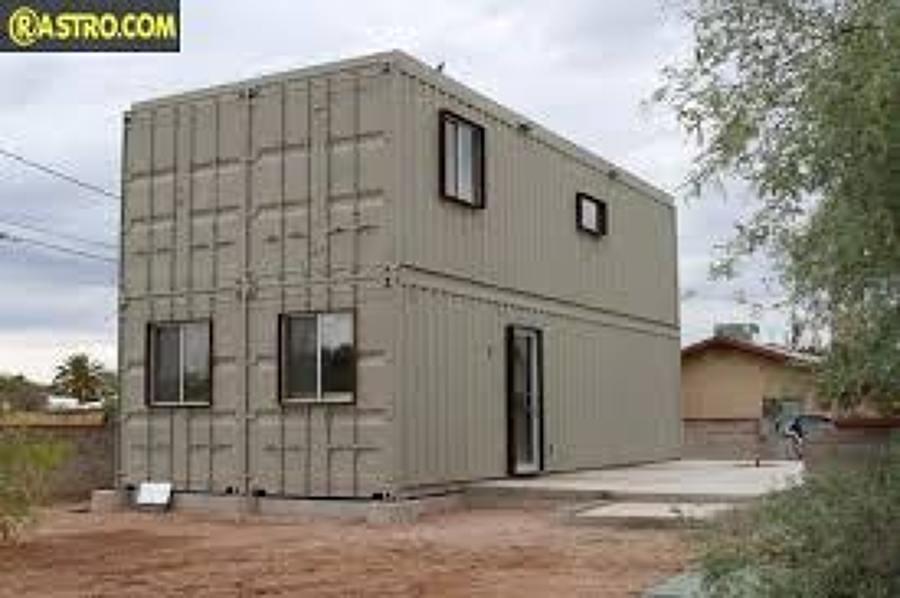 casas modulares con maritimos