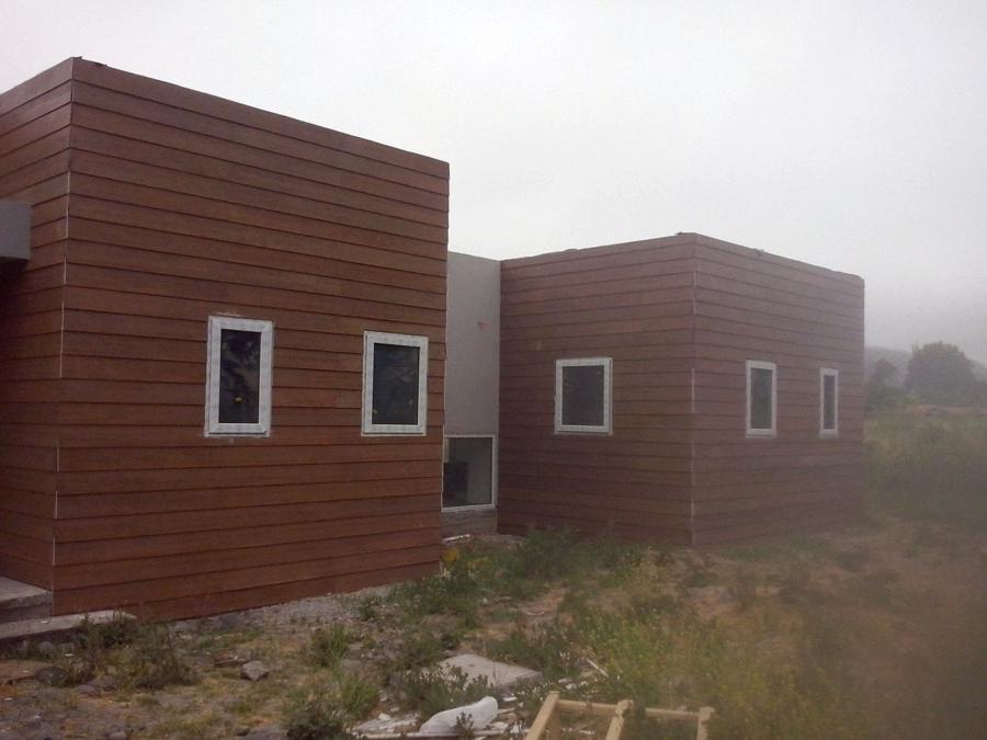 Foto casas prefabricadas tipo cubo de inmogal servicios - Casas prefabricadas a coruna ...