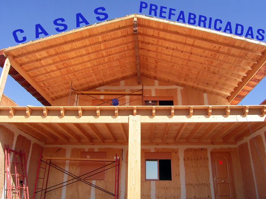 Foto casas prefabricadas de insoco s l 349409 habitissimo - Casas prefabricadas en zaragoza ...