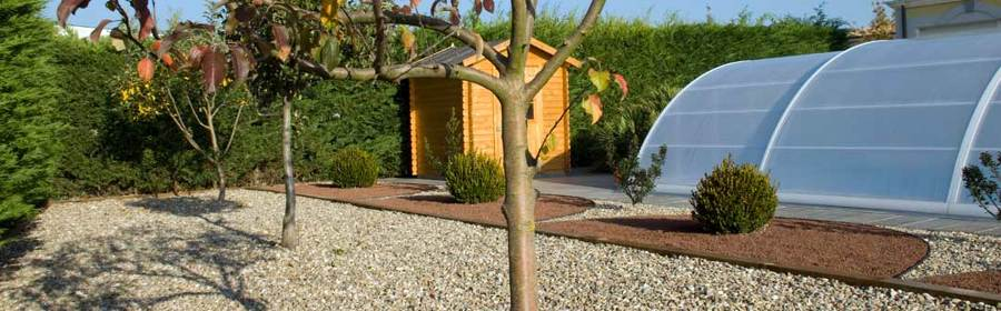 Foto casetas y jardines de bajo mantenimiento nuestro for Jardines de bajo mantenimiento