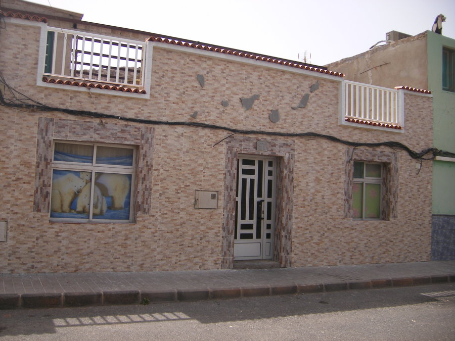 Alicatado fachada
