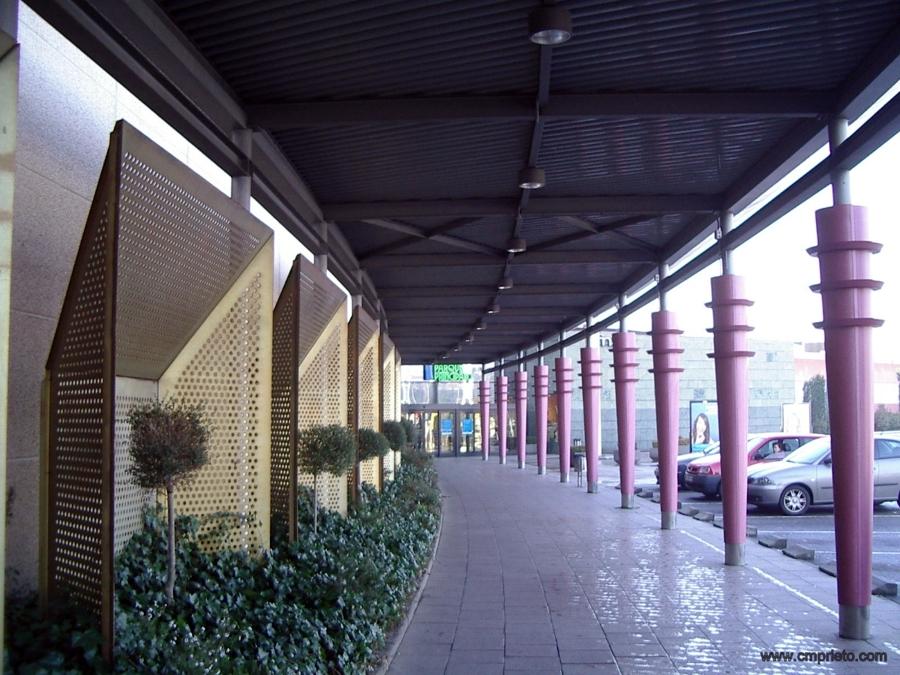 Foto cc parque principado de construcciones met licas - Fotos de construcciones metalicas ...