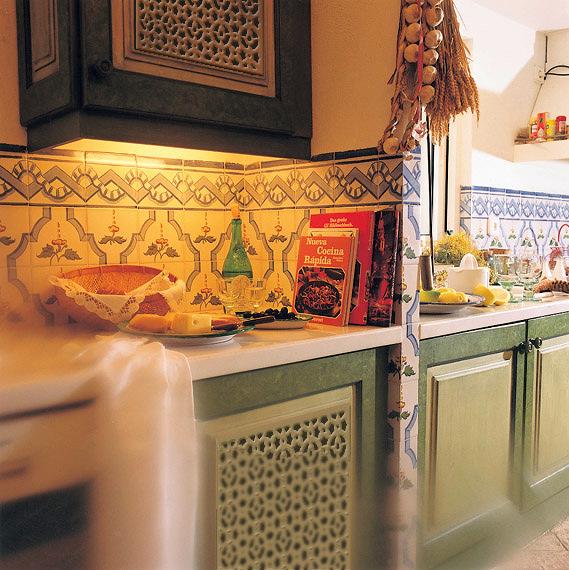 Foto celos a muebles de cocina de andaluciart celosias y for Muebles de cocina zamora