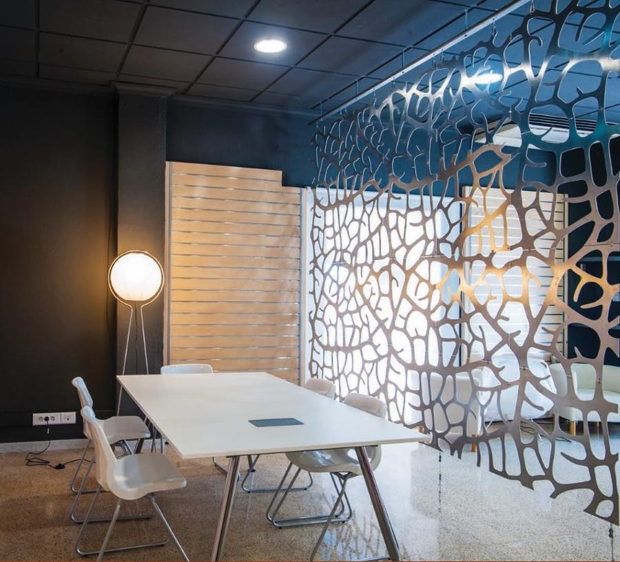 Celosias decorativas (dividir espacios)