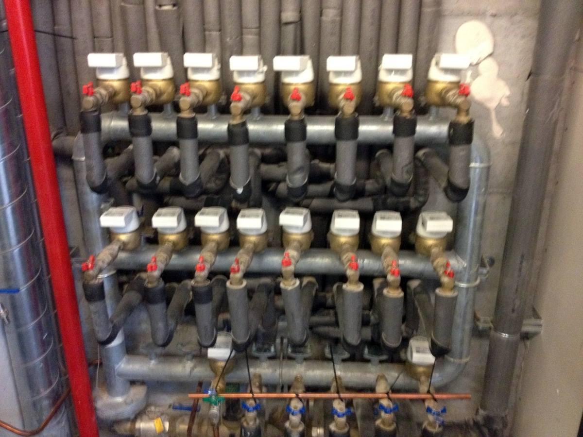 Foto centralizacion contadores de agua de uferlan s coop - Contador de agua ...
