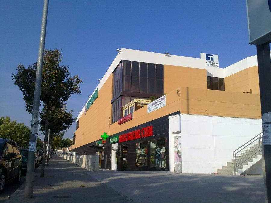 centro comercial cabanillas