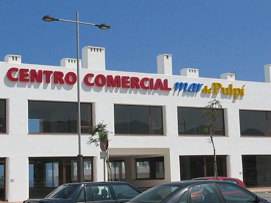 CENTRO COMERCIAL MAR DE PULPI
