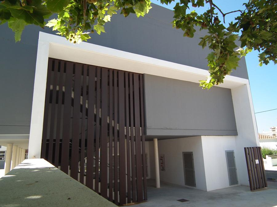 Foto centro cultural de desarq despacho de arquitectura - Despachos de arquitectura en barcelona ...