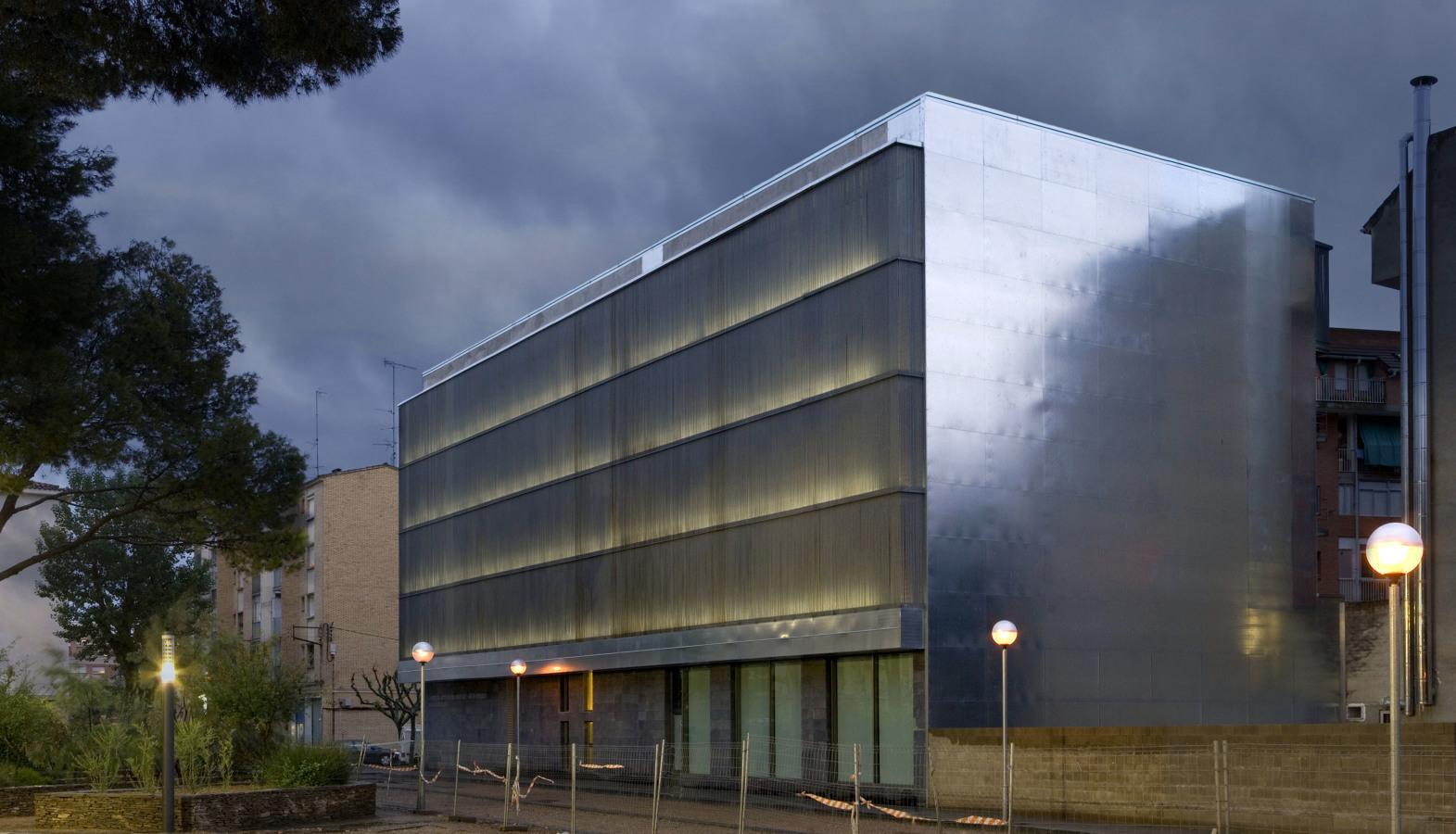 Centro de archivo documental y de la imagen. Diputación de Huesca.