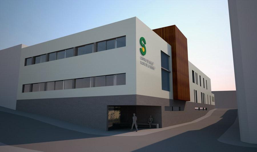 Foto centro de salud elche de la sierra de relatio - Arquitectos elche ...