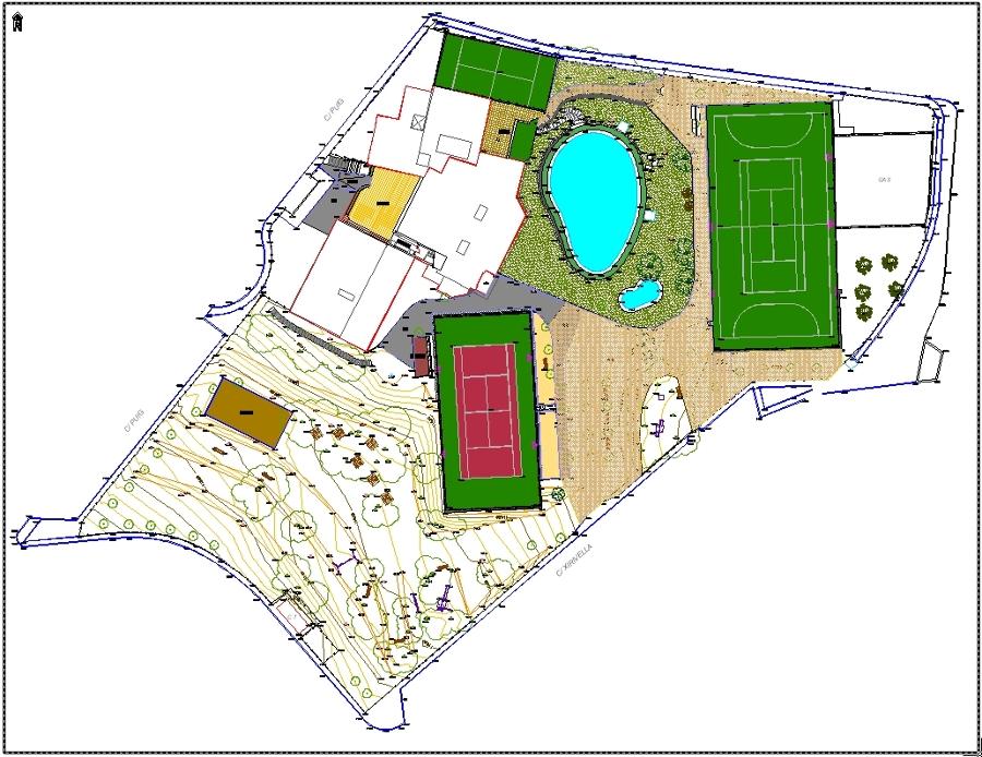 Centro Deportivo en Alfaz del Pi