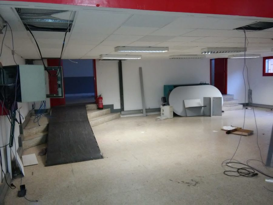 Proyecto de obras para Centro Deportivo