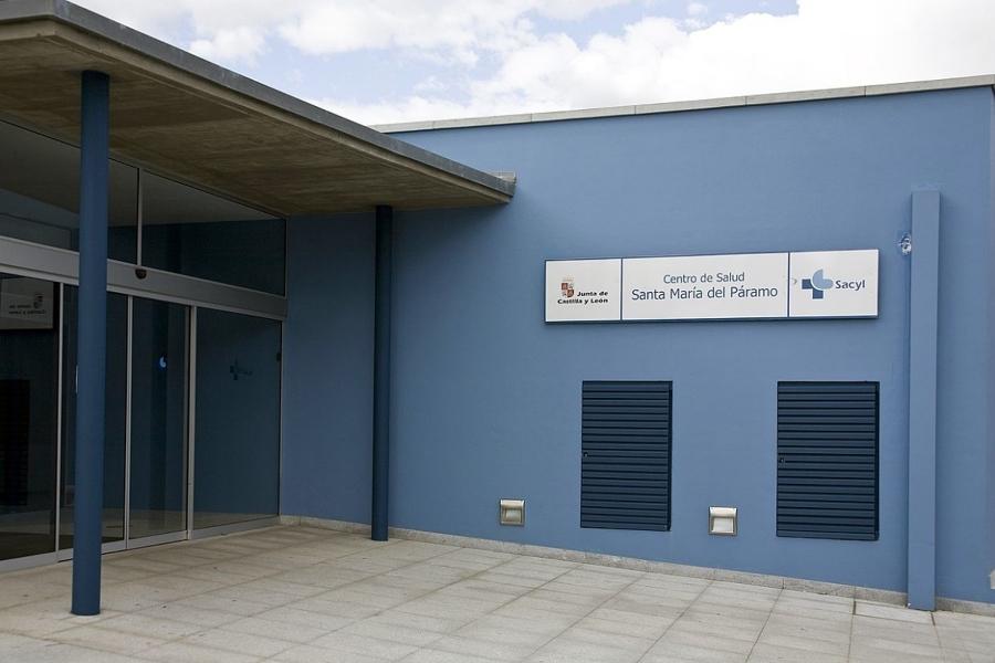 Centro Médico de Santa María del Páramo (León)