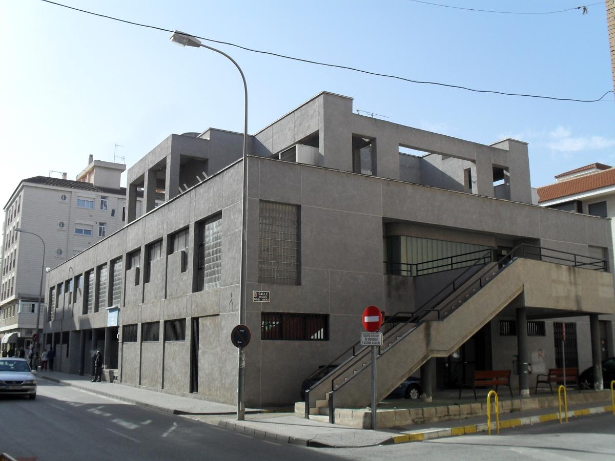 Centro salud Beniajam