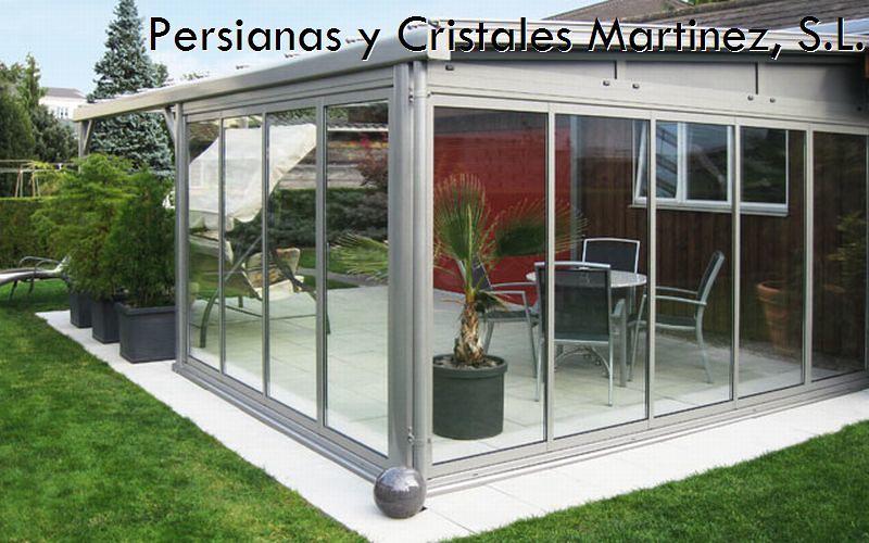 Foto Cerramiento Aluminio De Persianas Y Cristales