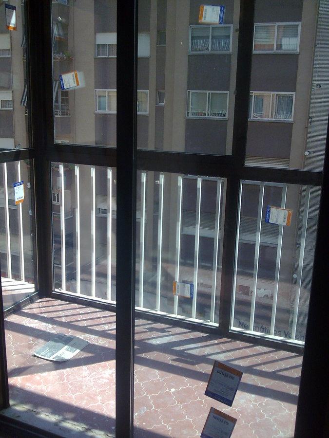 Foto cerramiento balcon con climalit de construcciones - Cerramiento de balcon ...