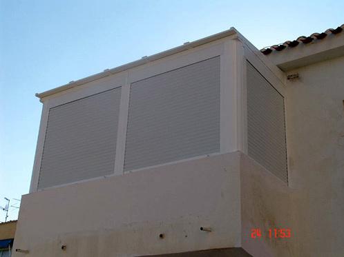 Foto cerramiento de balcon de aluminios aven 438736 - Cerramiento de balcon ...