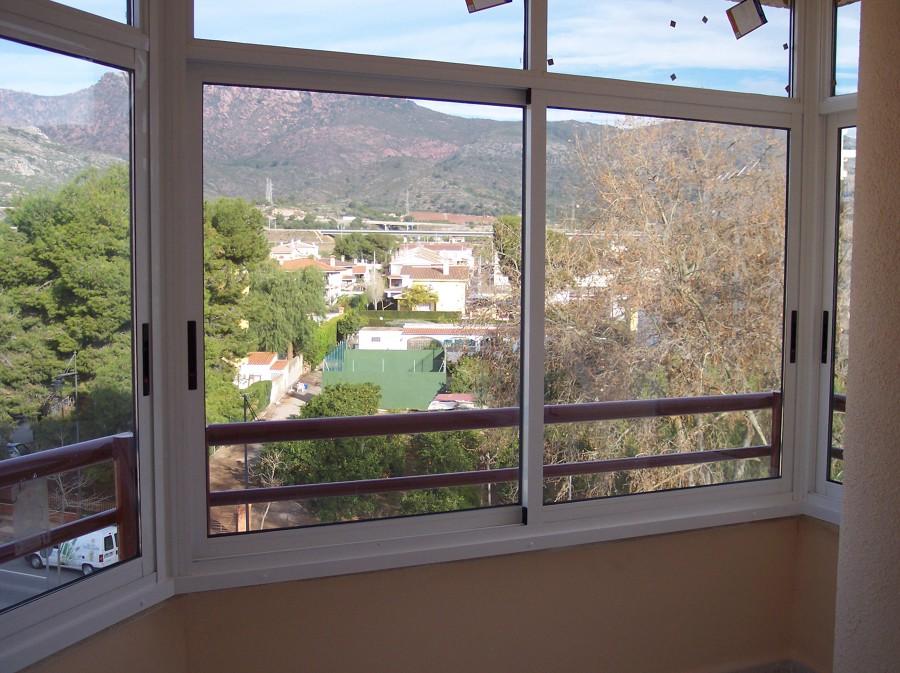 Foto cerramiento de balc n de cristaleria vi as sl - Cerramiento de balcon ...