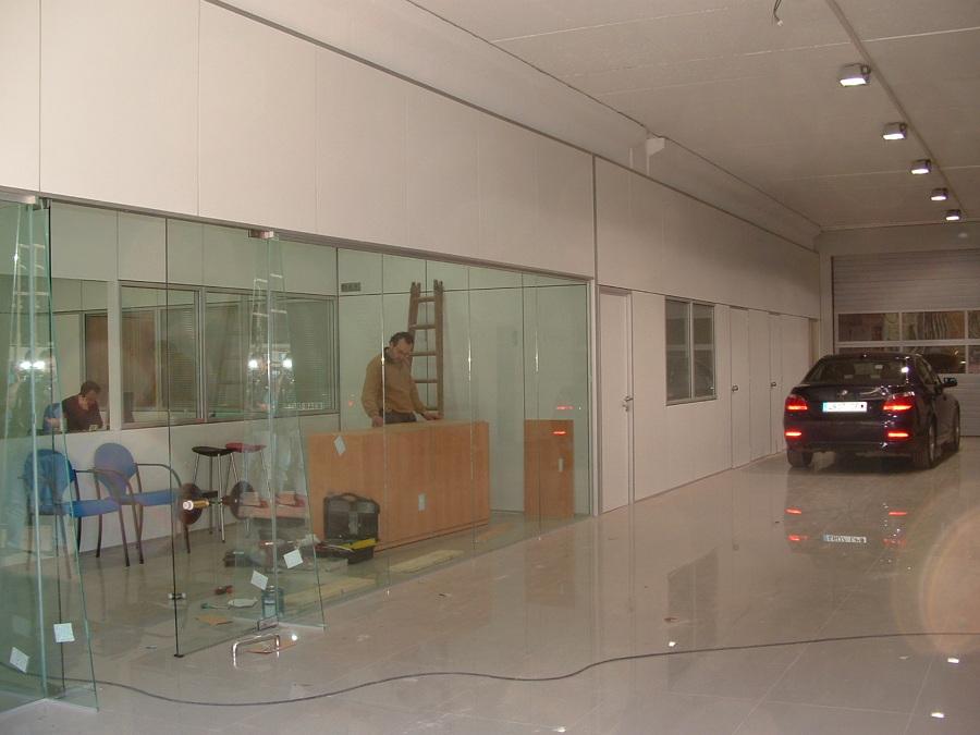 Cerramiento de vidrio for Cerramiento vidrio