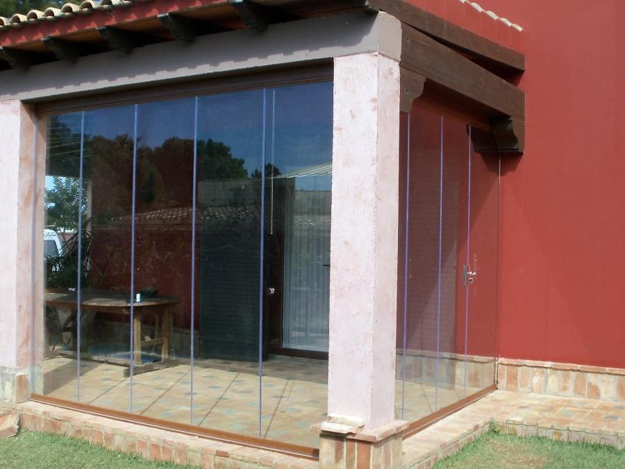 Foto cerramiento sin perfiles de hogarven 208572 - Cerramientos sin perfiles ...