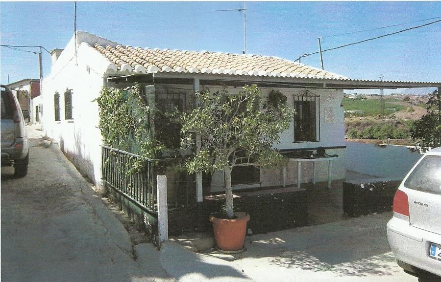 Certificado de Antigüedad El Molino (Vélez-Málaga)