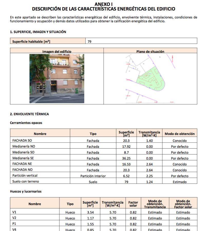 foto certificado de eficiencia energ tica de vivienda en
