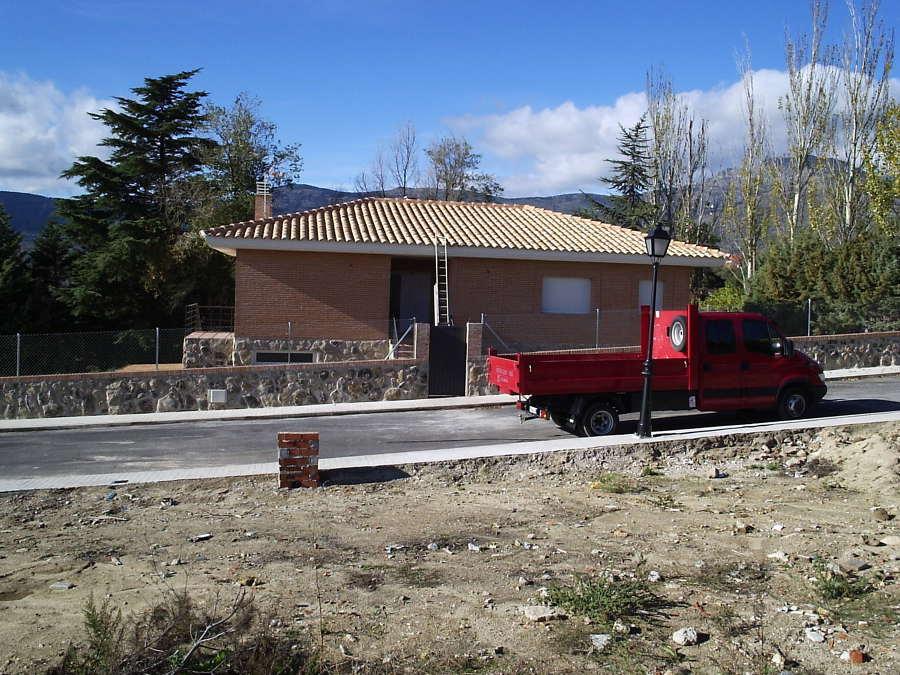 Chalet en Guadarrama (Madrid)