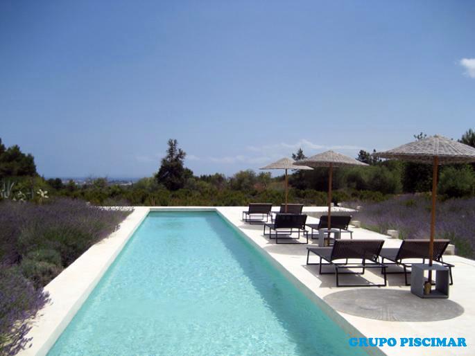 Foto chalet moderno 2 de piscimar pool 190181 habitissimo for Proyecto chalet moderno