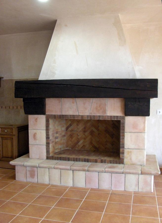Foto chimenea 10 de chimeneas barbacoas y decoraciones - Chimeneas valladolid ...