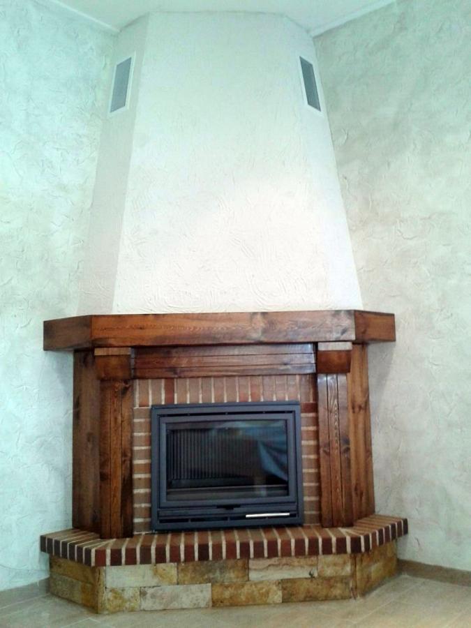 Foto chimenea 12 de chimeneas barbacoas y decoraciones - Barbacoa de interior ...