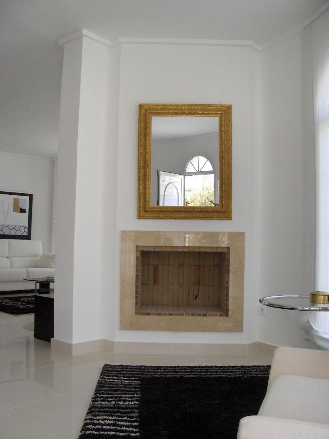 Foto chimenea 6 de chimeneas barbacoas y decoraciones los - Chimeneas valladolid ...