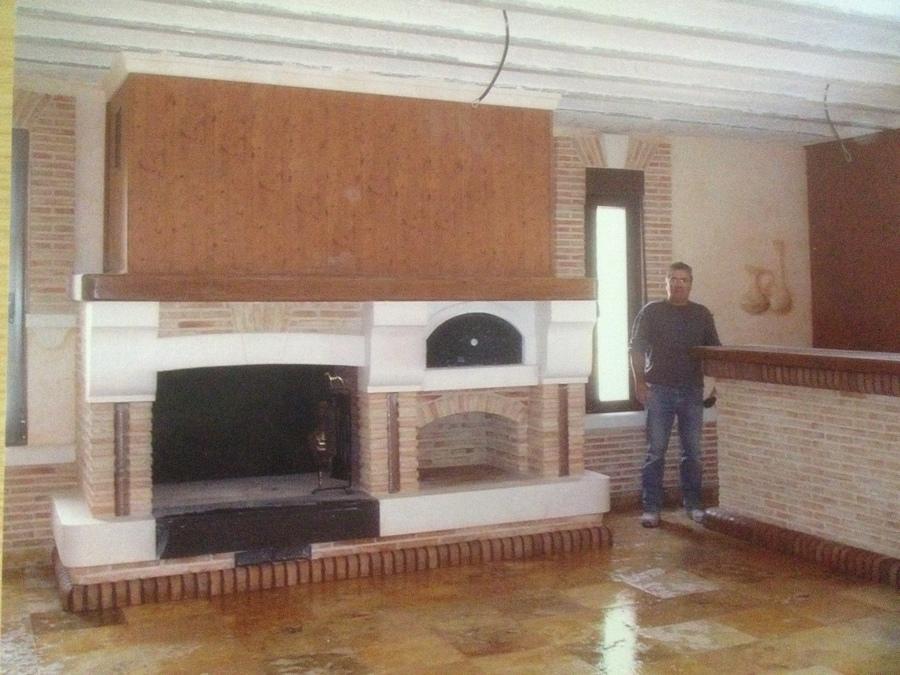 Foto chimenea horno de chimeneastalaya 632546 habitissimo - Chimeneas grandes dimensiones ...