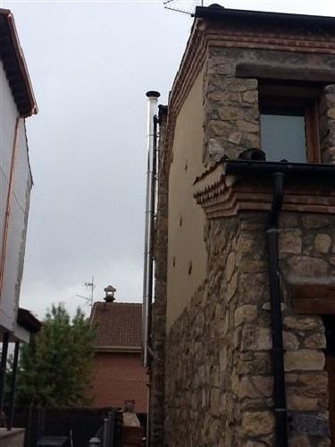 Chimenea inox inox doble pared