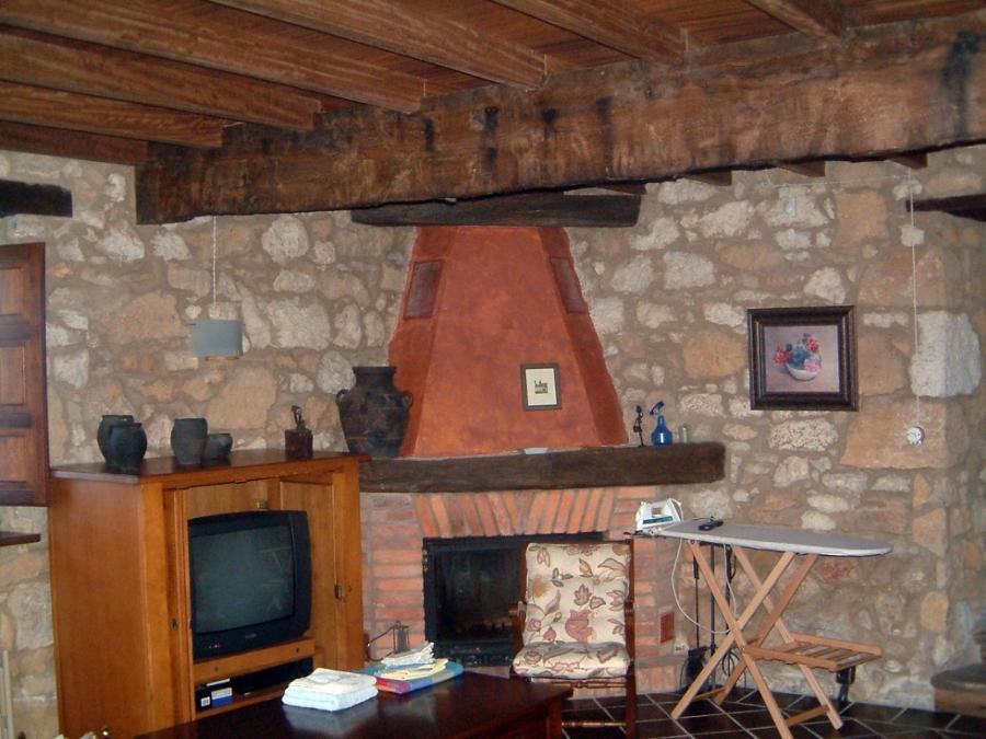 Foto chimenea de construcciones asturnido s l 128195 habitissimo - Chimeneas valladolid ...