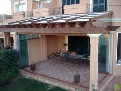 Casas prefabricadas madera cierres asturias for Cierres de aluminio para terrazas