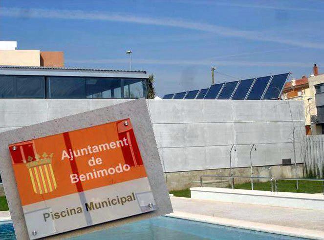 Foto climatizaci n de piscinas particulares y p blicas de for Piscinas publicas zaragoza