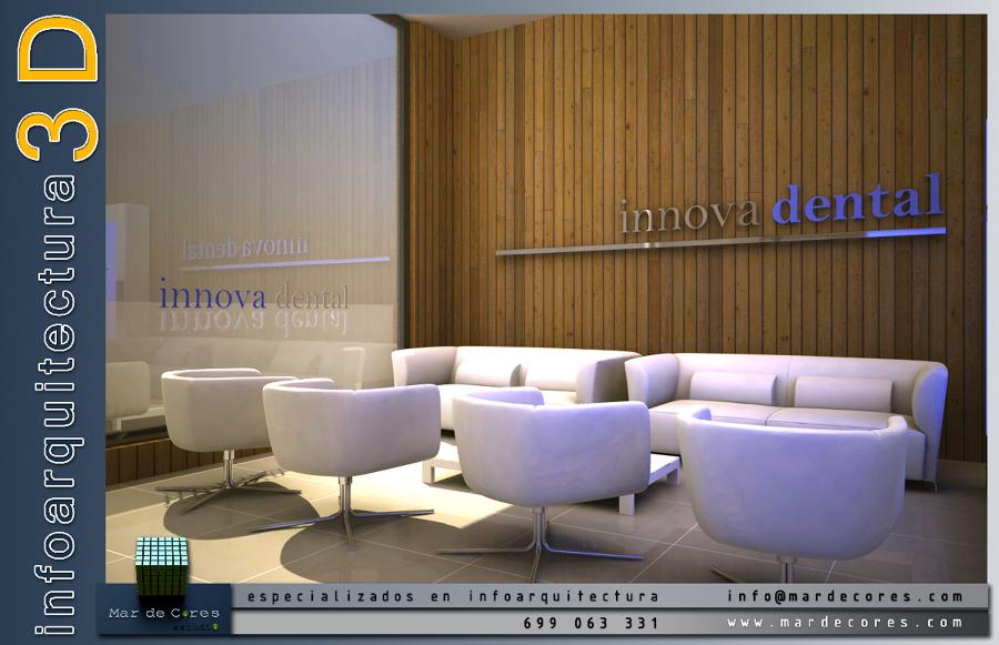 clinica dental 3d