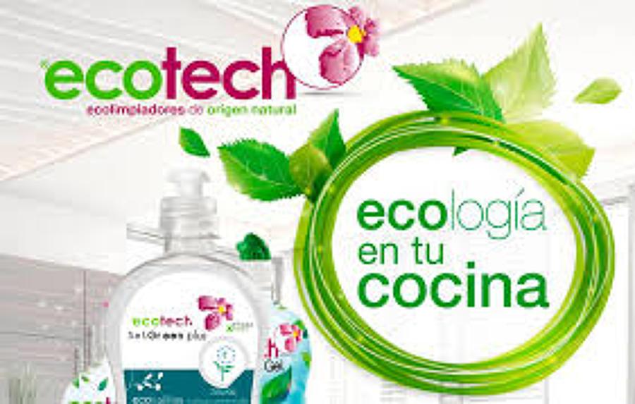 Productos ecológicos para el hogar.