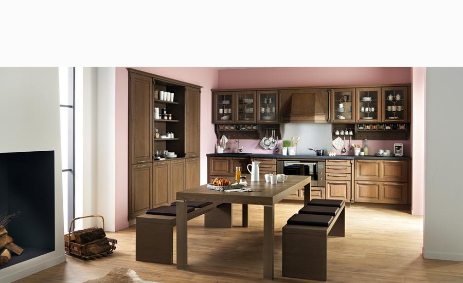 Foto cocina cl sica brahms de schmidt castelldefels for Cocinas schmidt opiniones